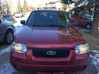 2005 Ford Escape Limited Edition for sale  Calgary