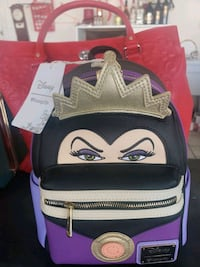 $50 Disney loungefly Evil queen backpack Las Vegas, 89104