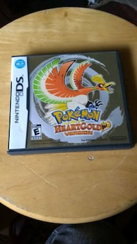 DS - heartgold 3152 km