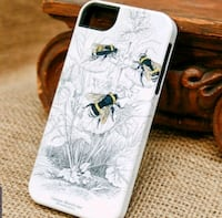 Galaxy S8+ Bumblebee Botanical Phone Case Arlington, 22201