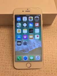 Silver iphone 6 with box Las Vegas, 89148