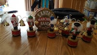 Nut Cracker figurine lot
