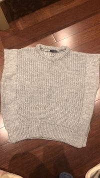 New oversized gray top up Sweatet  Mississauga, L5B