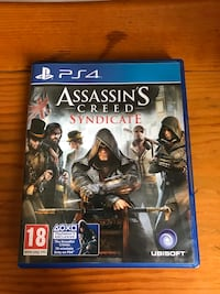 Sony PS4 Assassin's Creed Syndicate durumu İskenderun, 31200
