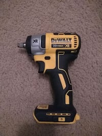 black and yellow DeWalt cordless power drill Odessa, 79763