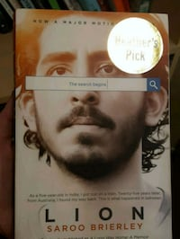 Book: Lion Burlington, L7M 4T2