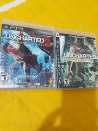 Playstation 3 Uncharted ve Uncharted 2 Iskenderun