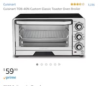 gray and black toaster oven screenshot Arlington, 22209