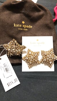 Kate Spade Bright Star Earring and Ring Set - Final Listing  Mississauga, L4Z 1H7