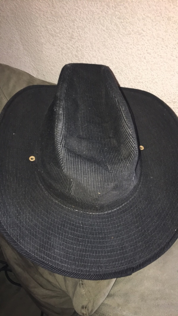 Used Vintage 1970s Levi Strauss cowboy hat for sale in Oakley - letgo eeb7947a29b