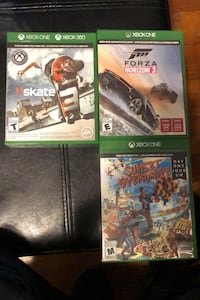Xbox One Games New Westminster, V3L 3S9