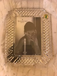 Waterford Crystal 4x6 Picture Frame Centreville, 20120