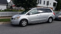 NISSAN QUEST 2004 MOUNTAIRY