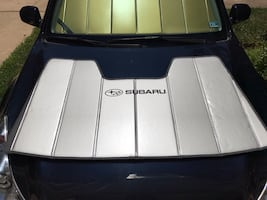 Subaru Outback sun shade/screen windshield
