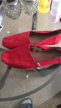size 10 female toms  Silver Spring, 20906