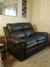 2-Piece Leather Reclining Living Room Collection Lithia Springs, 30122