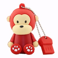 Monkey King USB 4GB Minnebrikke (NY)