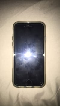 Space gray iphone 8 with case Edmonton, T6T 1H7