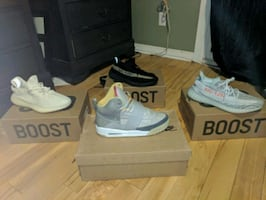 Nike air yezzy everything sold but air yeezy