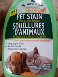Pet Stain Odor and Urine Remover East Orange, 07018