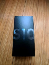 Samsung S10 - Factory Sealed - Black, 512 GB Calgary, T2E 0B3