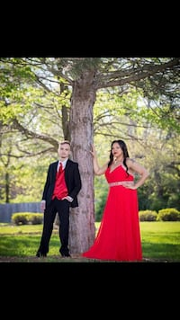 Red Formal Dress Indianapolis, 46268