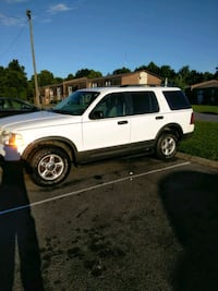 Ford - Explorer - 2003 Bristol, 24201