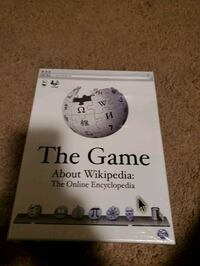 The game about wikipedia