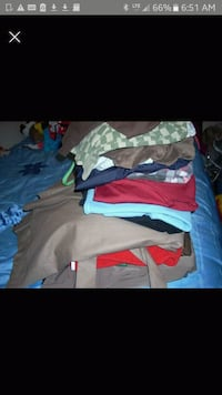 Size small to Large Jackets used and new Edinburg, 78539
