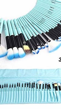 VANDER Make up Brushes 32Pcs