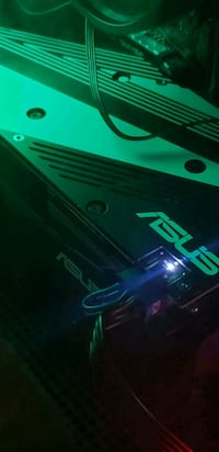 Asus RTX 2060 graphics card