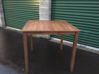 Brown wooden table  Springfield, 97478
