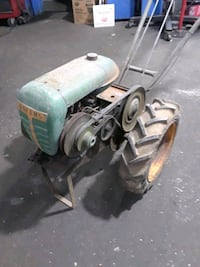 antique bolens tractor
