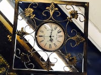 Relojes de pared frame metal $15 each Ogden, 84404