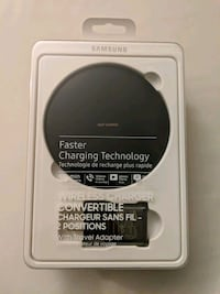Samsung fast wireless charger NEW Richmond, V6Y 2B6