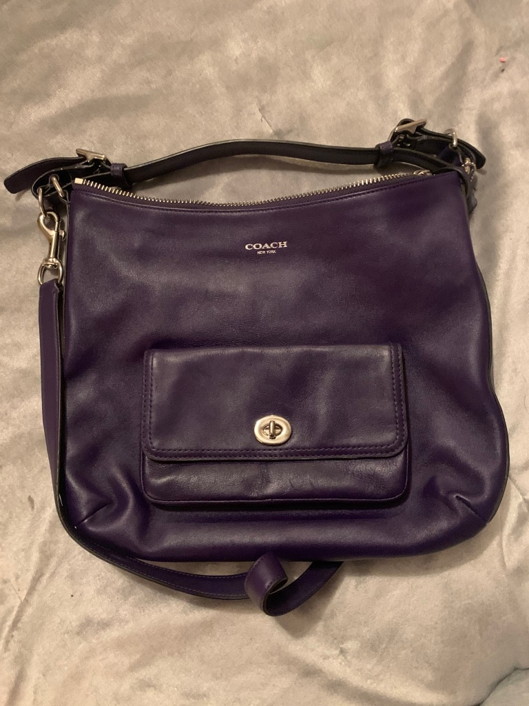 Photo COACH BAG AUTHENTIC NEW WITH TAGS