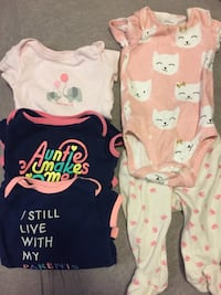 Like new baby clothes !!