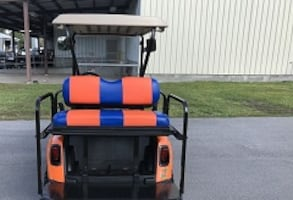 VERY FAST GOLF CART (( EZGO  FREEDOM )) ELECTRIC