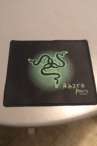Raser mouse pad