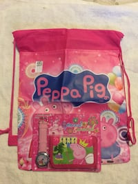 Peppa Pig Kids Gift Set