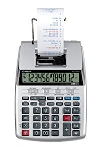 Canon P23-DHV-3 Printing Calculator with Double Check Function, Tax Calculation and Currency Conversion Manassas