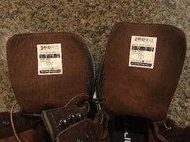Brand New - Carhart Steel Toed Boots (High Top)