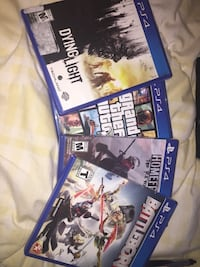 PS4 GAMES Cleveland, 44144