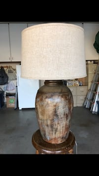 Ceramic Lamp (2 available) Norco, 92860