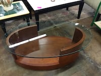 Glass Top Coffee Table  Pawtucket, 02861