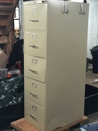 Locking Filing Cabinet Bowie, 20720