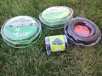 Various Replacement Line for Grass Trimmer/Lawn Edger.