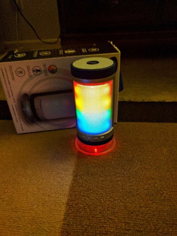 Used Ihip Wireless Multi Flashing Led Speaker For Sale In Thousand