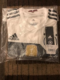 Authentic 2018 Germany World Cup Jersey Ozil Lakewood, 44107