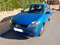 2001 Renault Clio Expression 1.2 16V Madrid